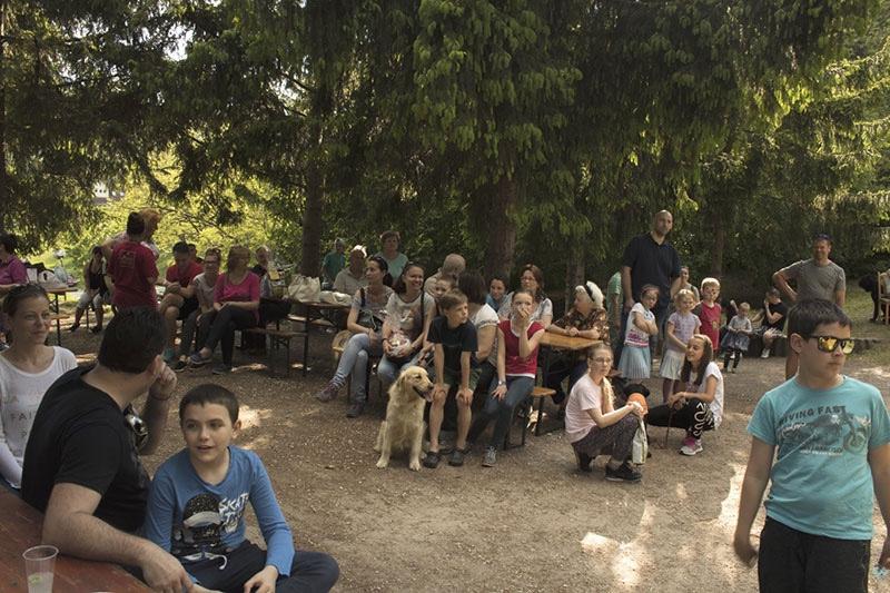 Kutyamajális az Iharosban - 2017.05.14.